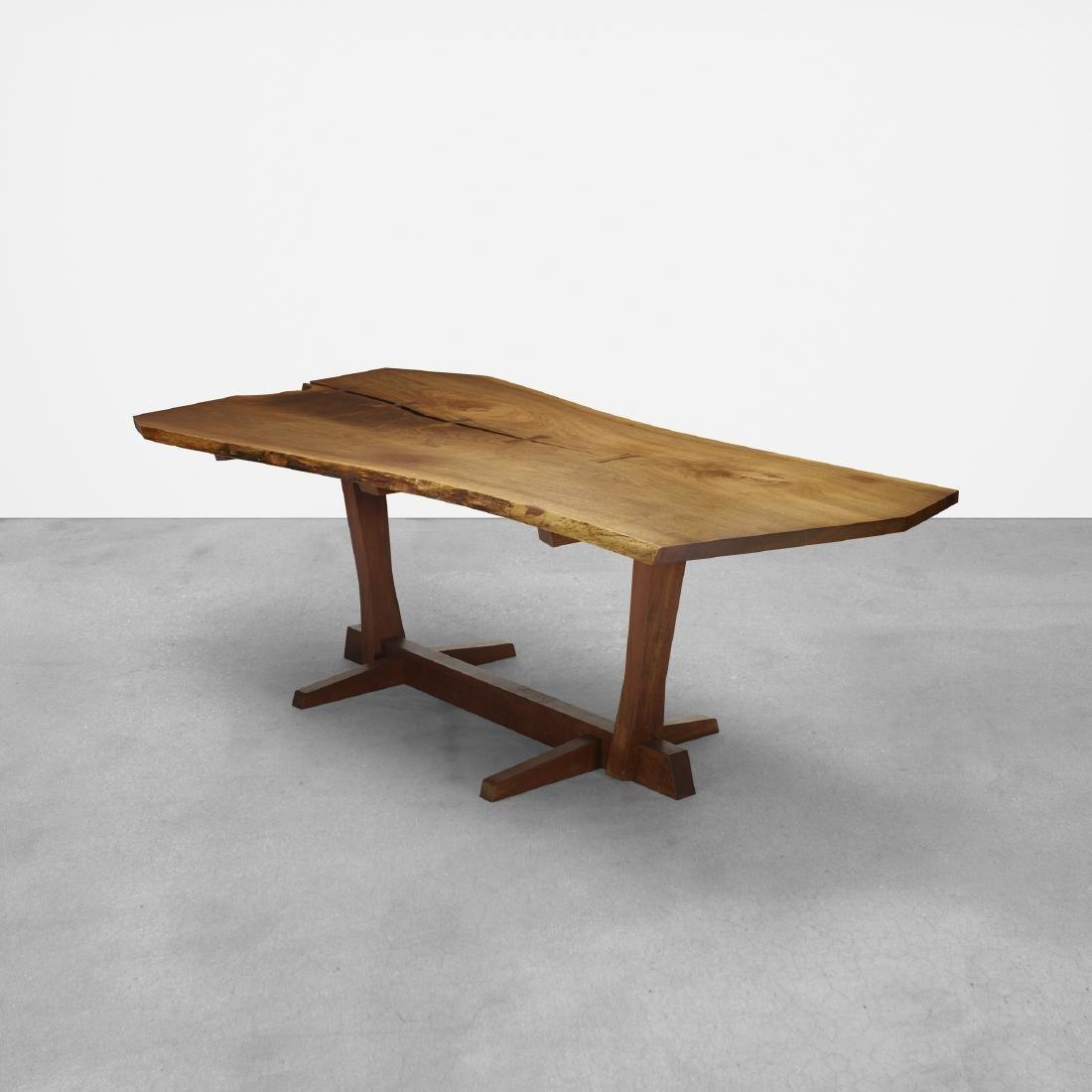 George Nakashima, Conoid dining table