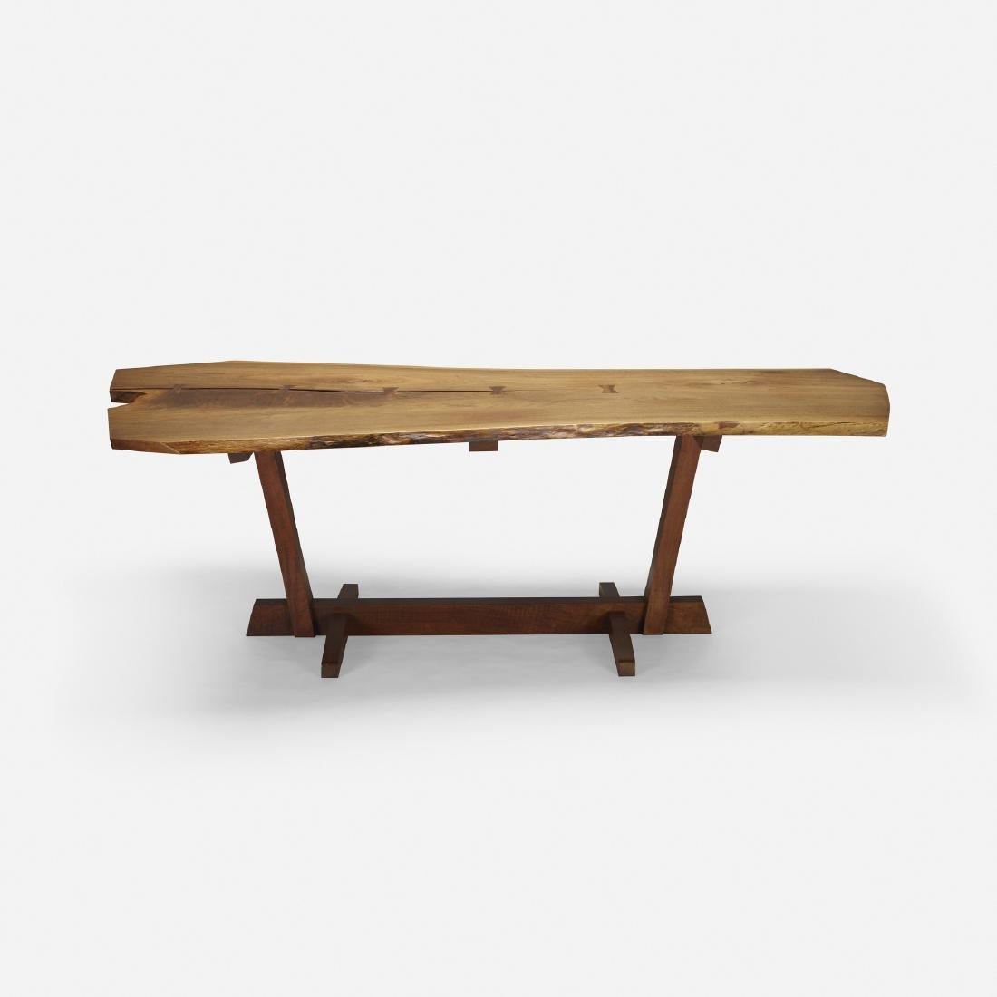George Nakashima, Conoid dining table - 2