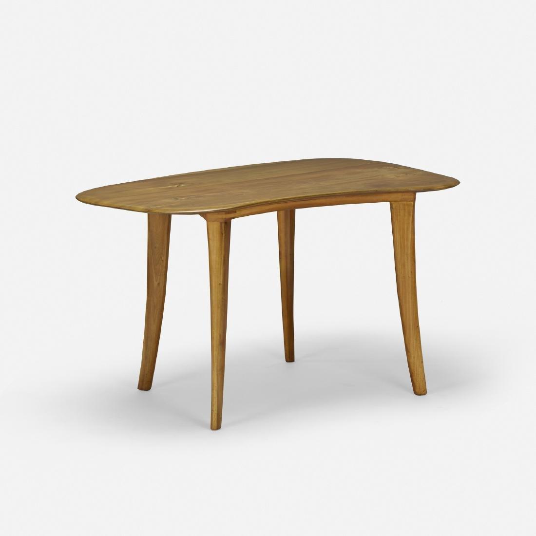 Wharton Esherick, dining table, Seiver Collection