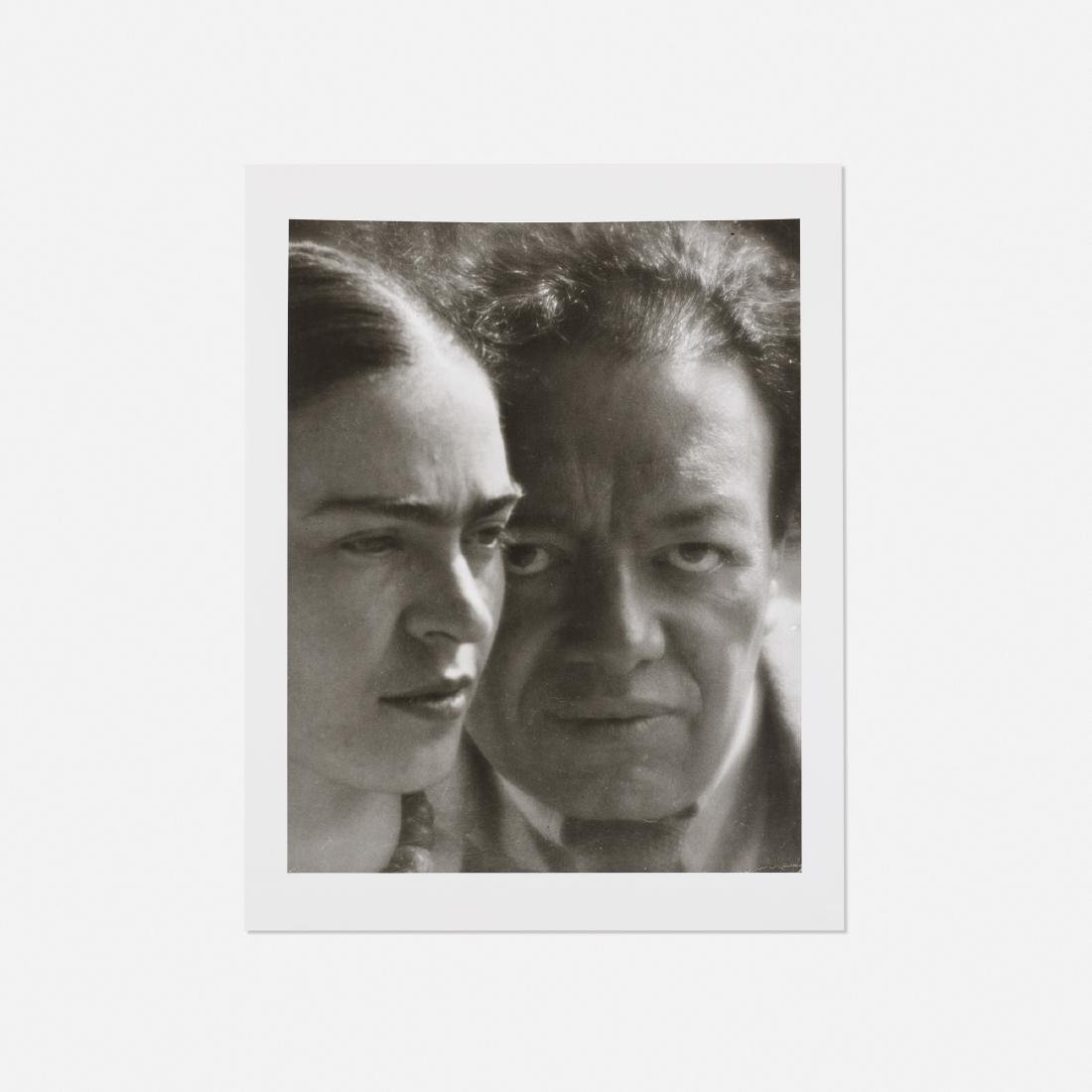 Martin Munkacsi, Frida Kahlo and Diego Rivera