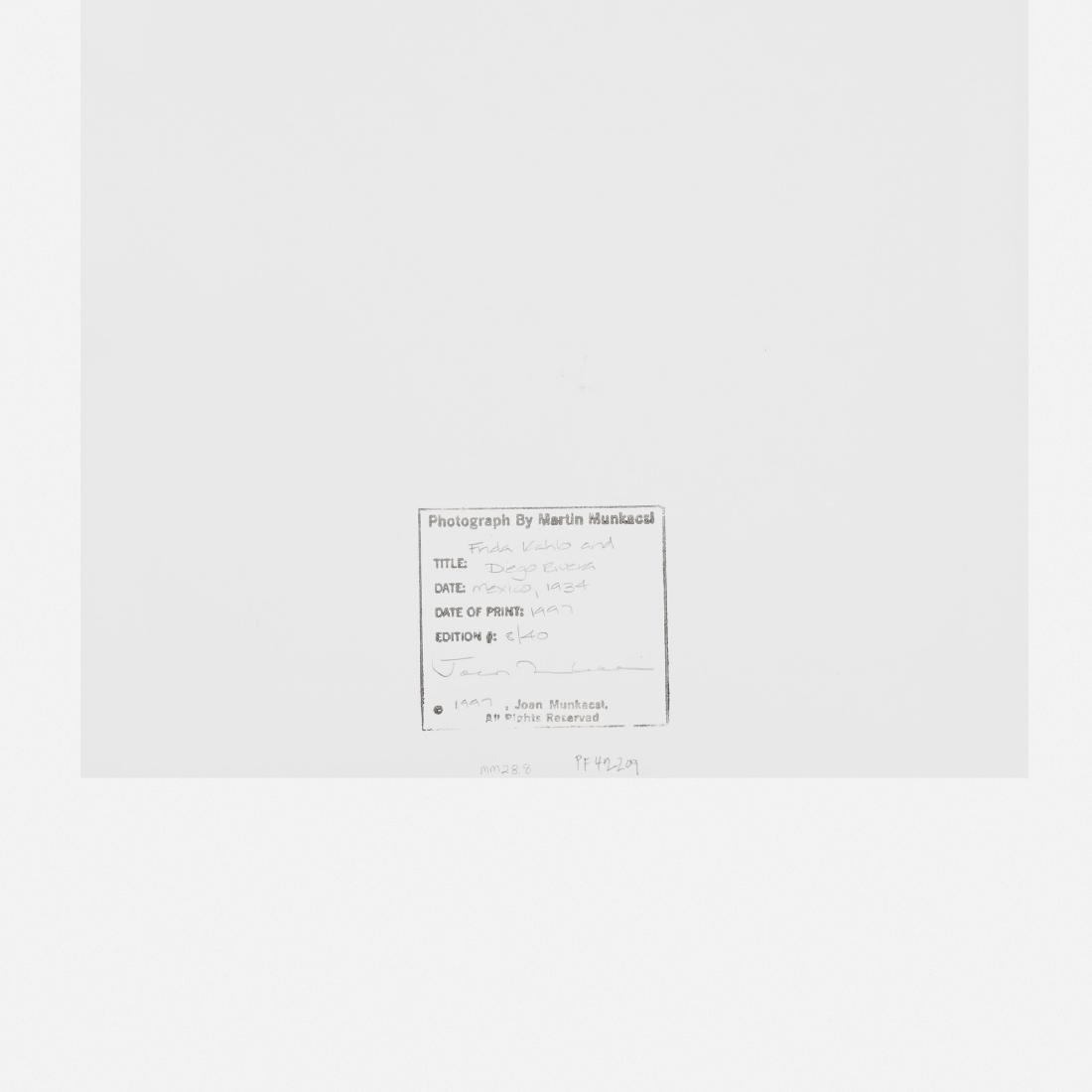 Martin Munkacsi, Frida Kahlo and Diego Rivera - 2