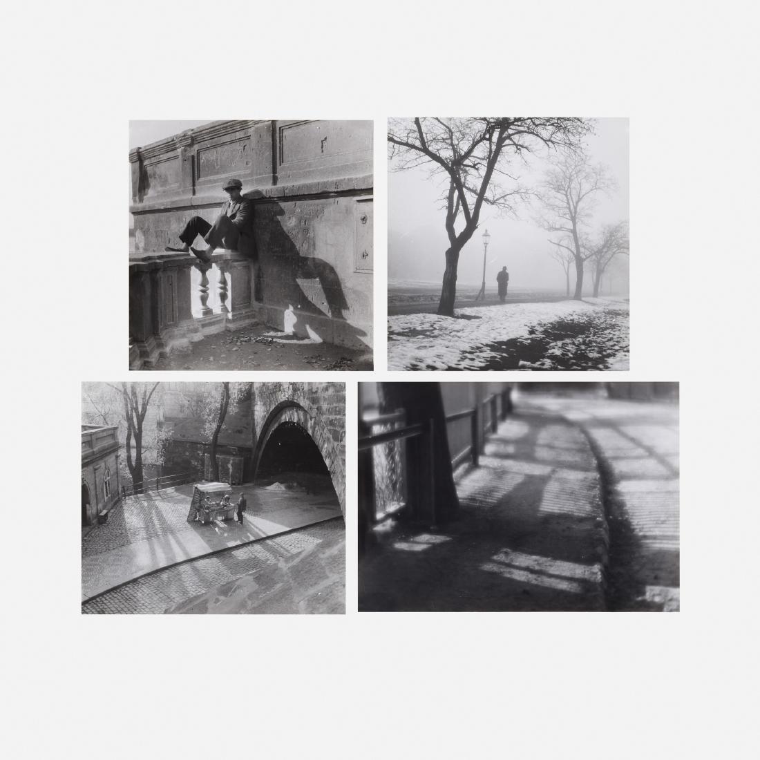 Jan Lauschmann, Untitled (four works)