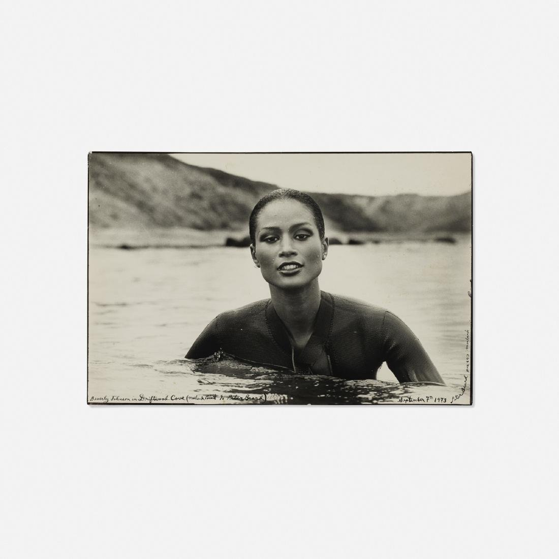 Peter Beard, Beverly Johnson