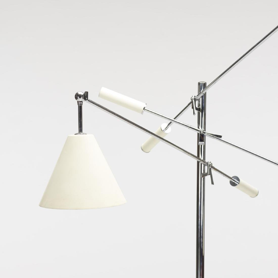 Angelo Lelii, Triennale floor lamp, model 12128 - 2