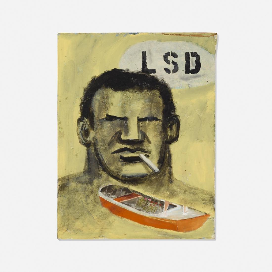 Robert Loughlin, Untitled (LSD)