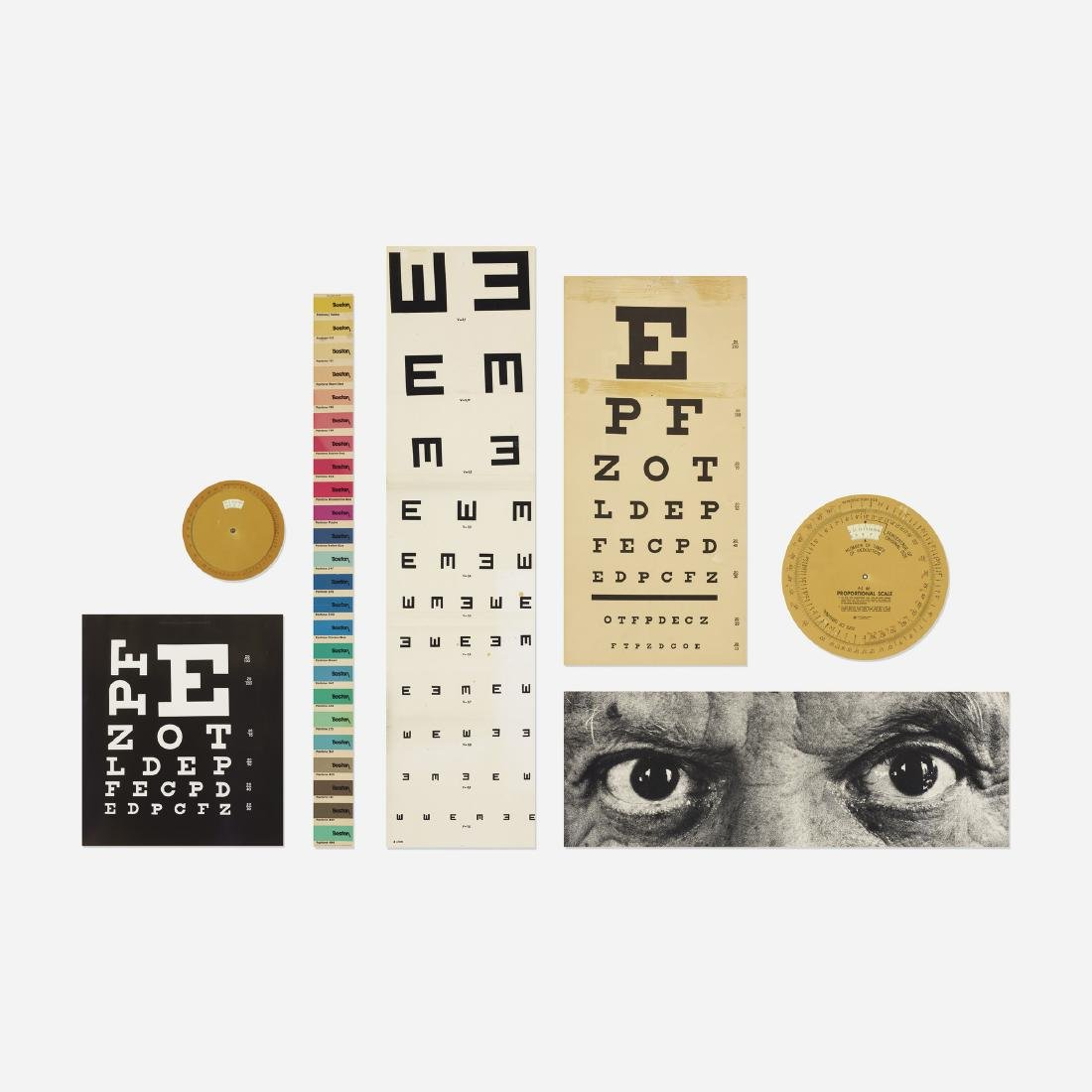 From the studio of Paul Rand, reference collection