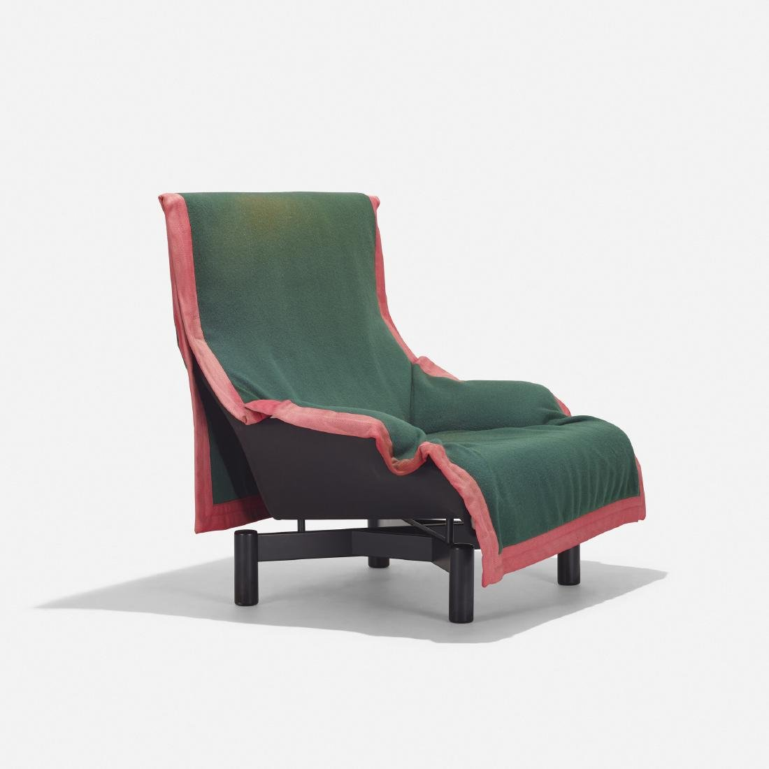 Vico Magistretti, Sinbad lounge chair