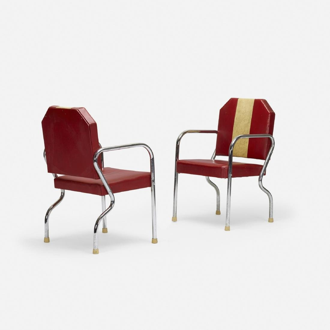 American, chairs from the studio of Basquiat - 2