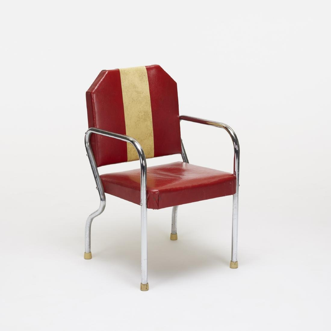 American, chairs from the studio of Basquiat - 3