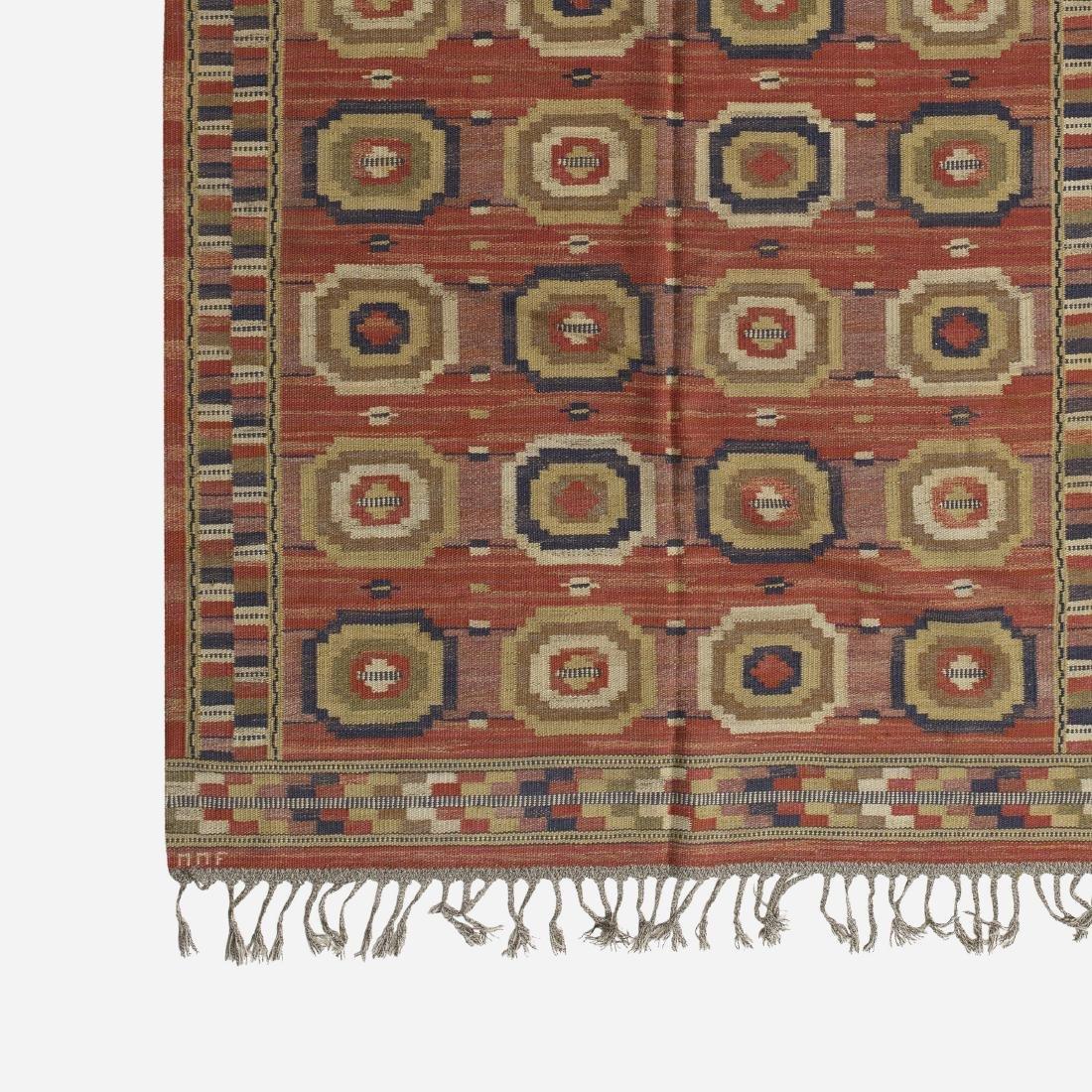 Marta Maas-Fjetterstrom, Roda Attan flatweave carpet - 2