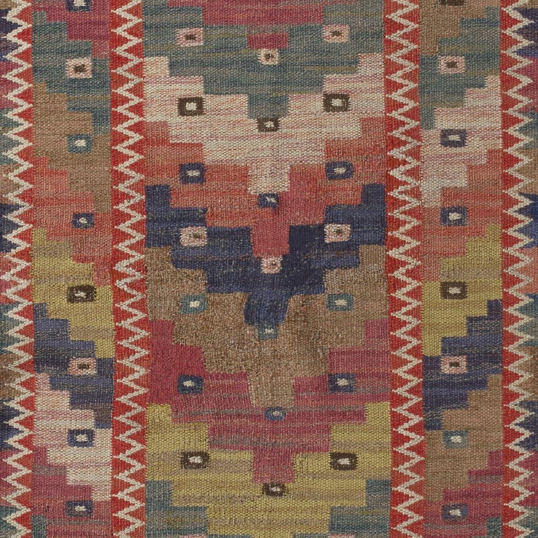 Marta Maas-Fjetterstrom, flatweave carpet - 2