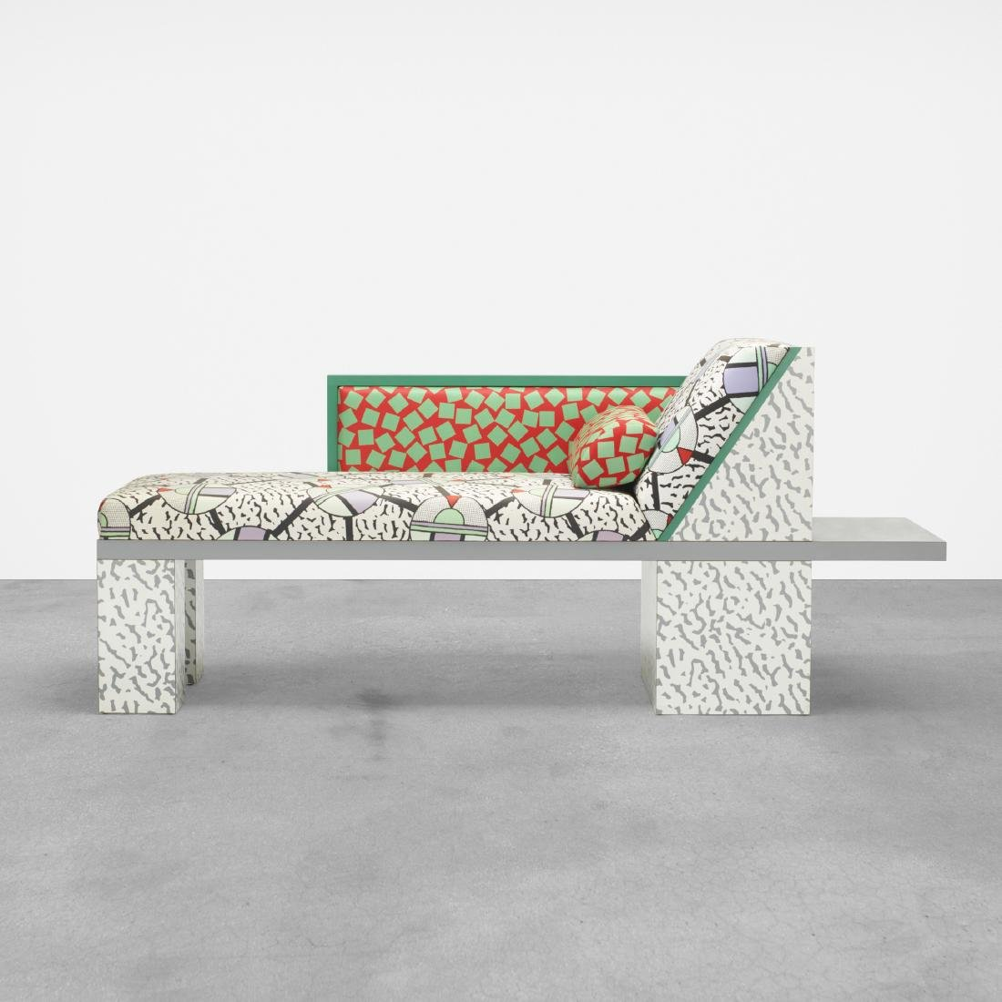 Nathalie du Pasquier, Royal daybed