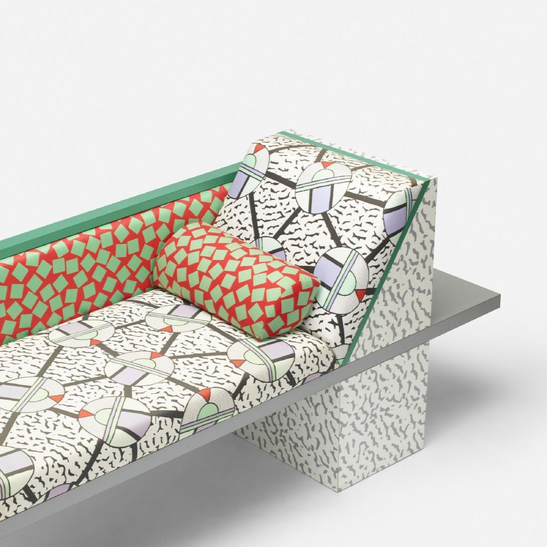 Nathalie du Pasquier, Royal daybed - 3