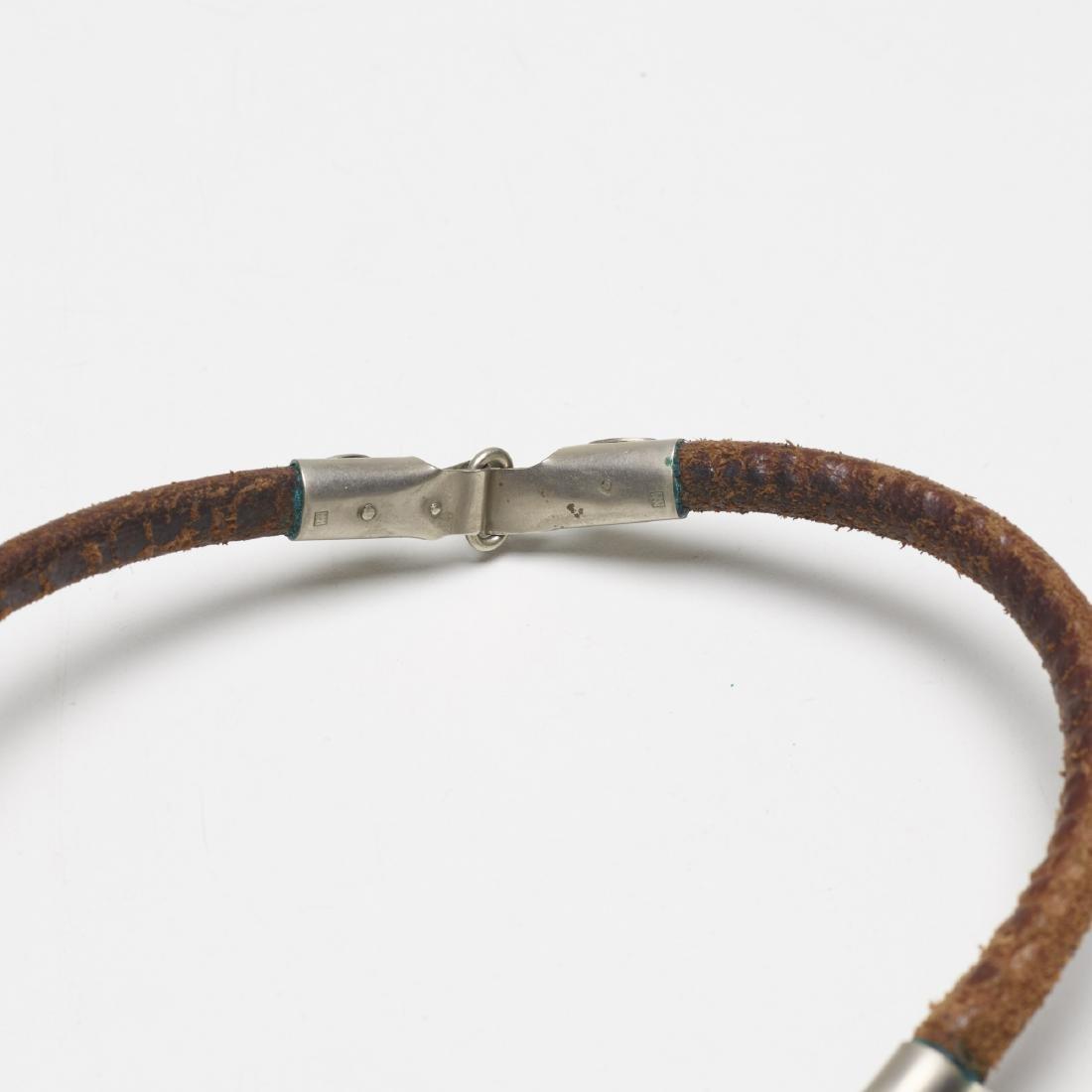 Wiener Werkstatte, Rare necklace - 2