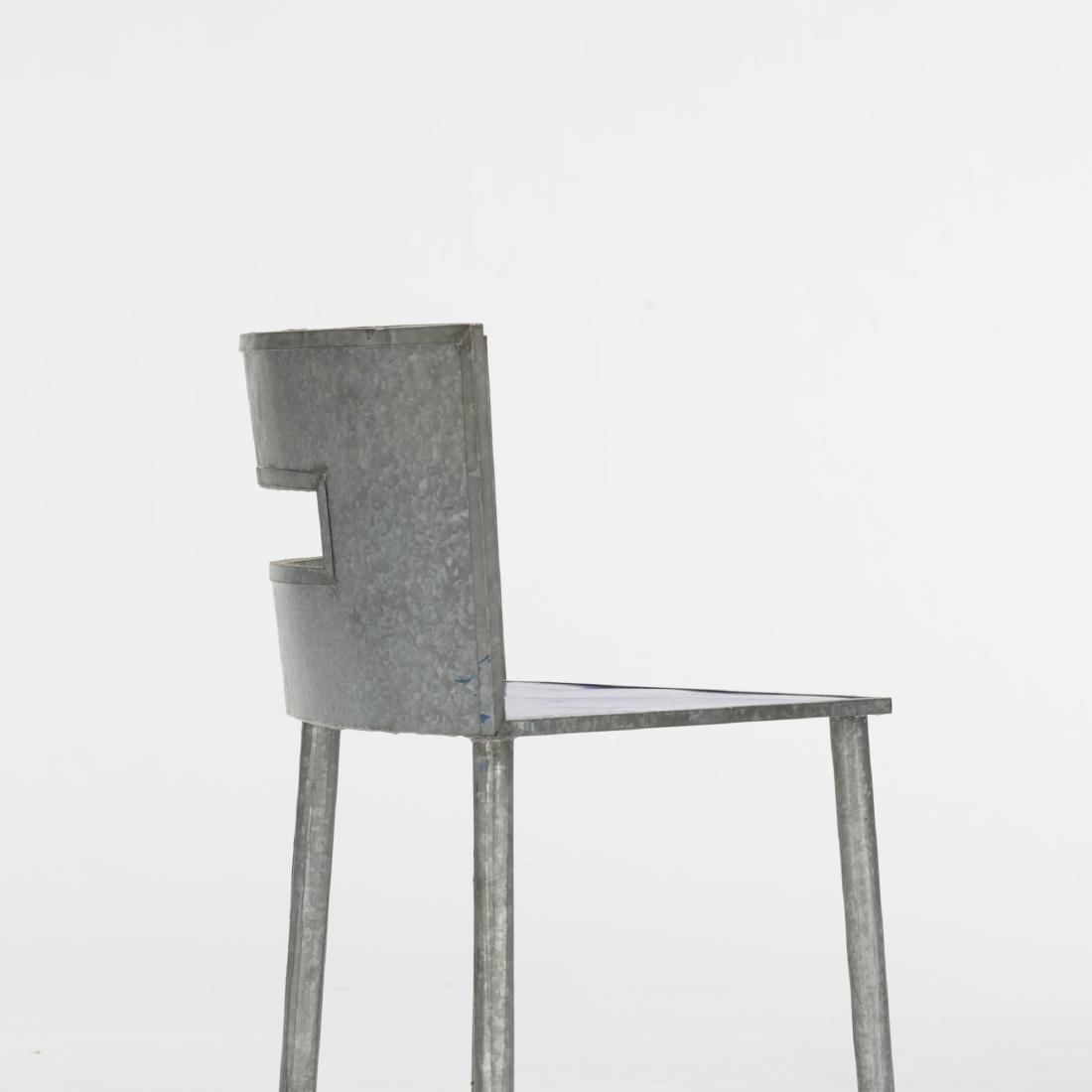 Rei Kawakubo, Rare chairs, set of two - 2