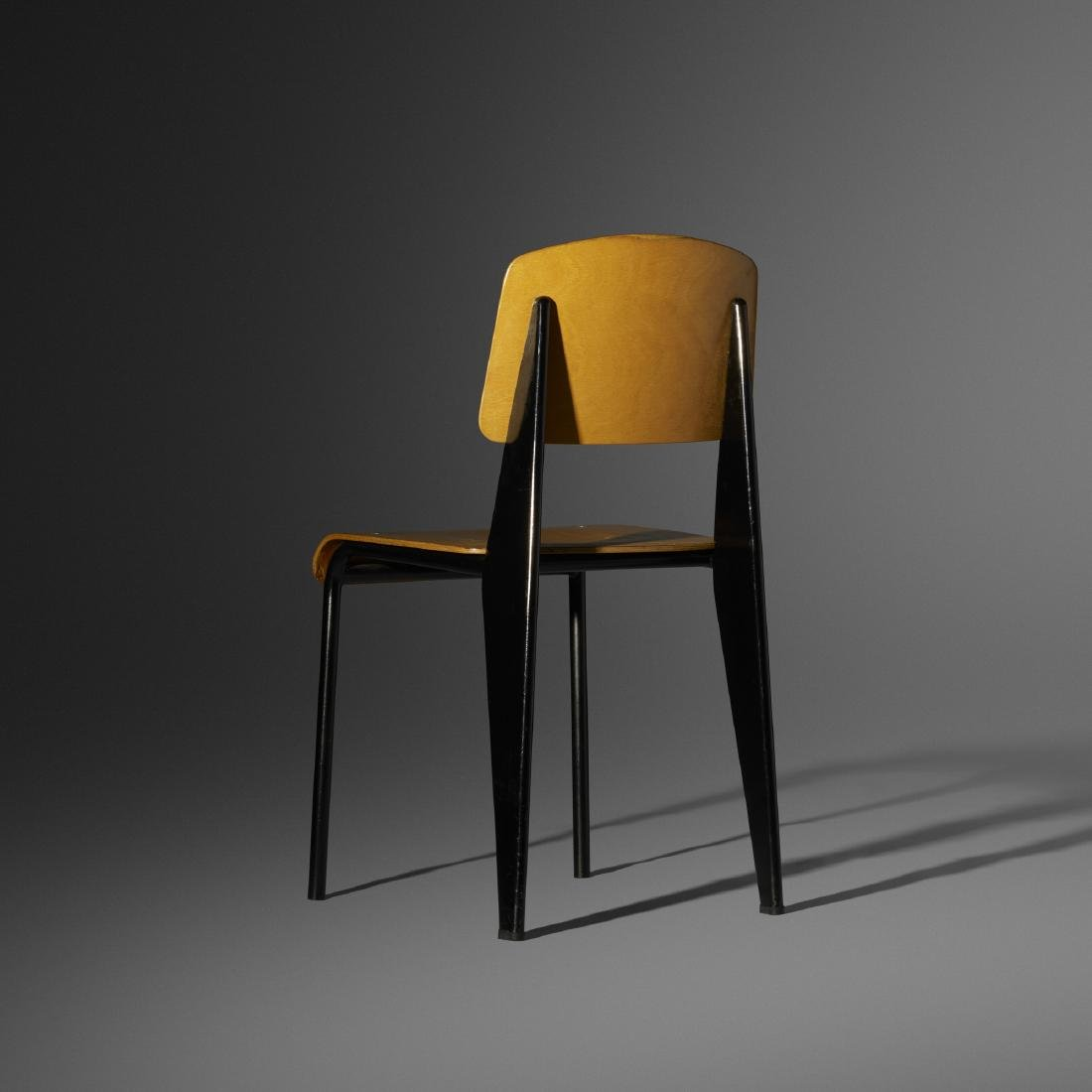 Jean Prouve, 'Semi-Metal' chair, no. 305