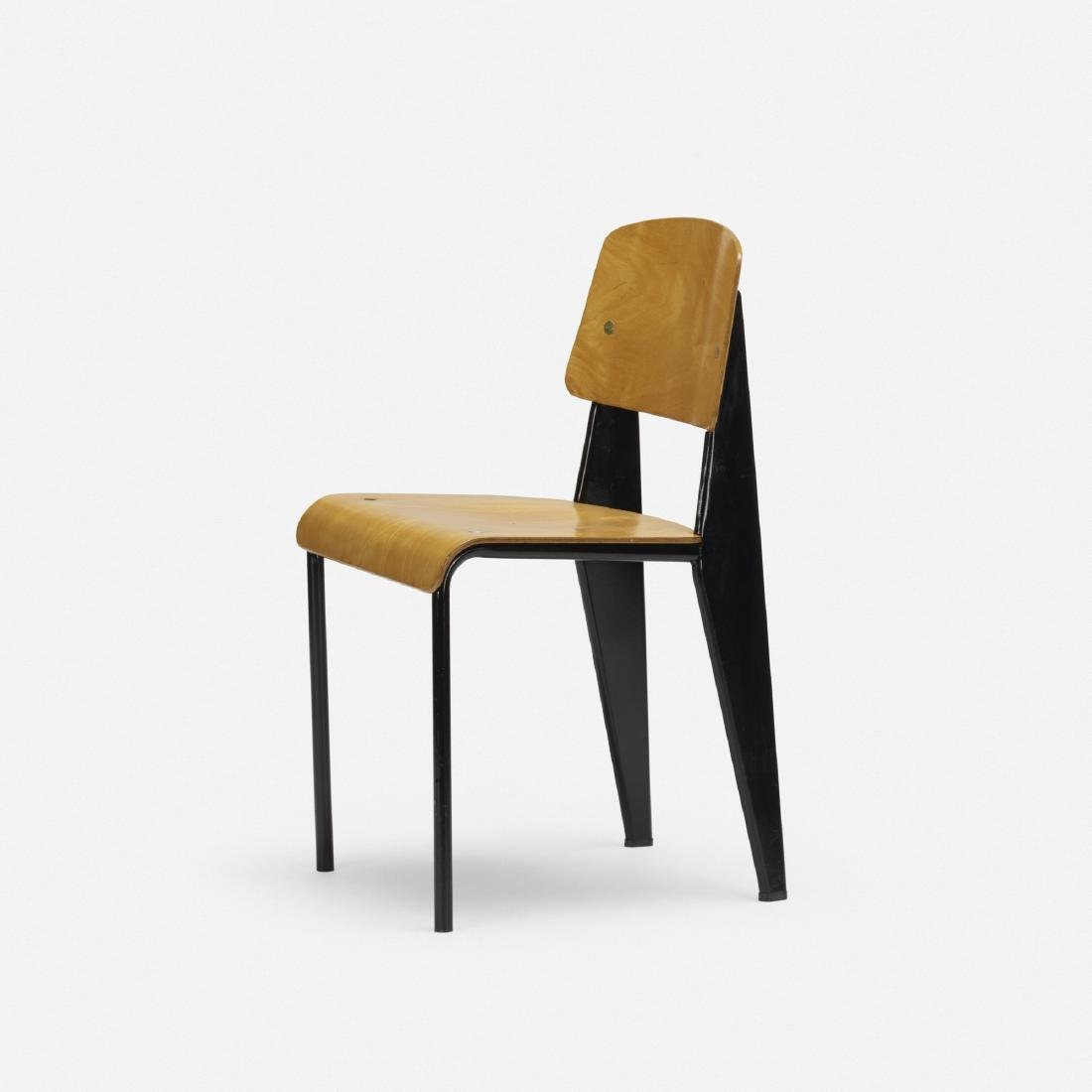 Jean Prouve, 'Semi-Metal' chair, no. 305 - 2