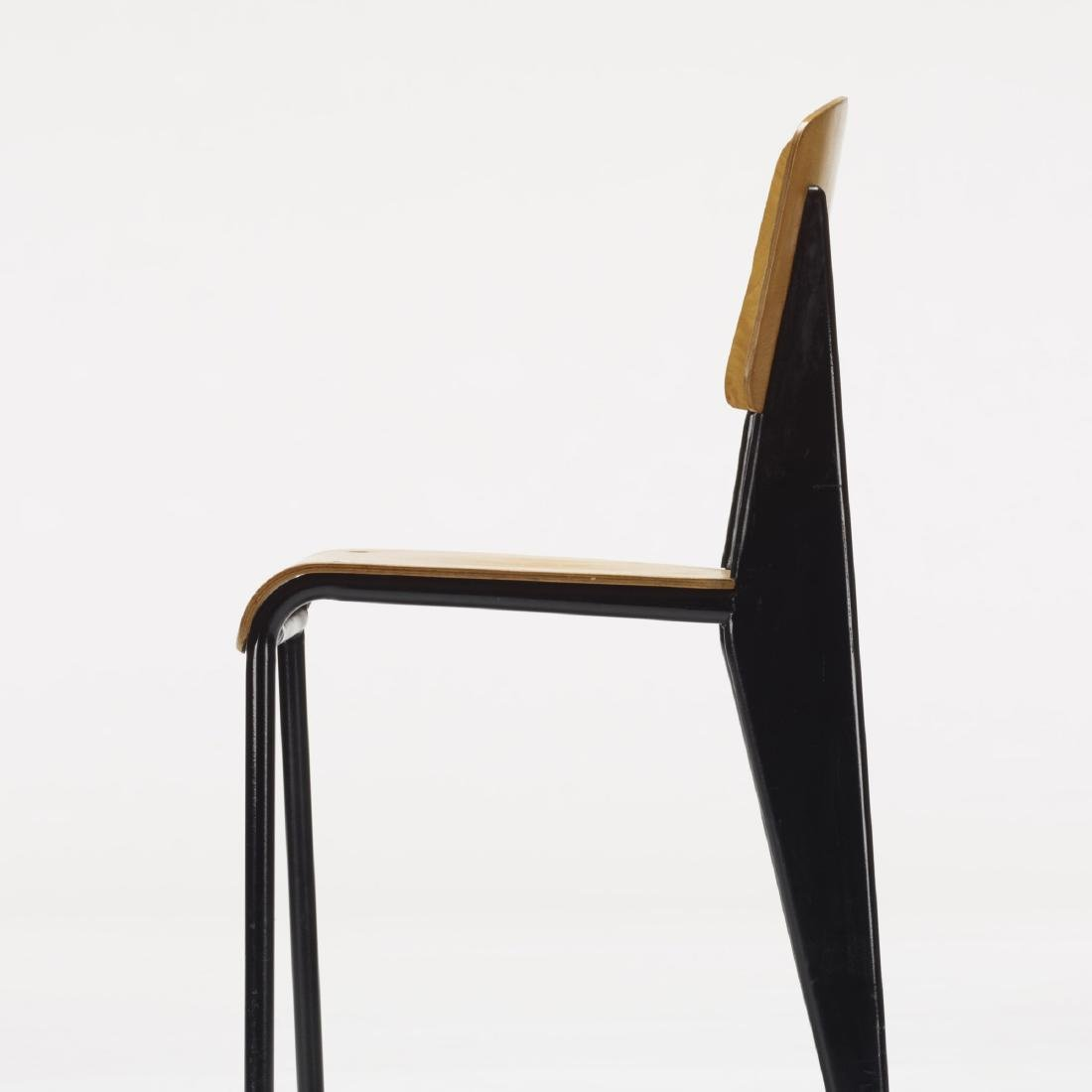 Jean Prouve, 'Semi-Metal' chair, no. 305 - 3