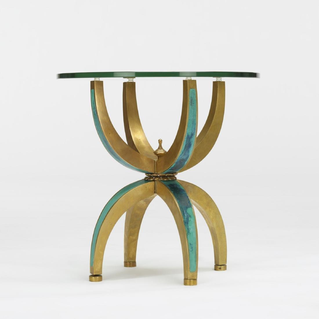 Pepe Mendoza, occasional tables, pair - 2