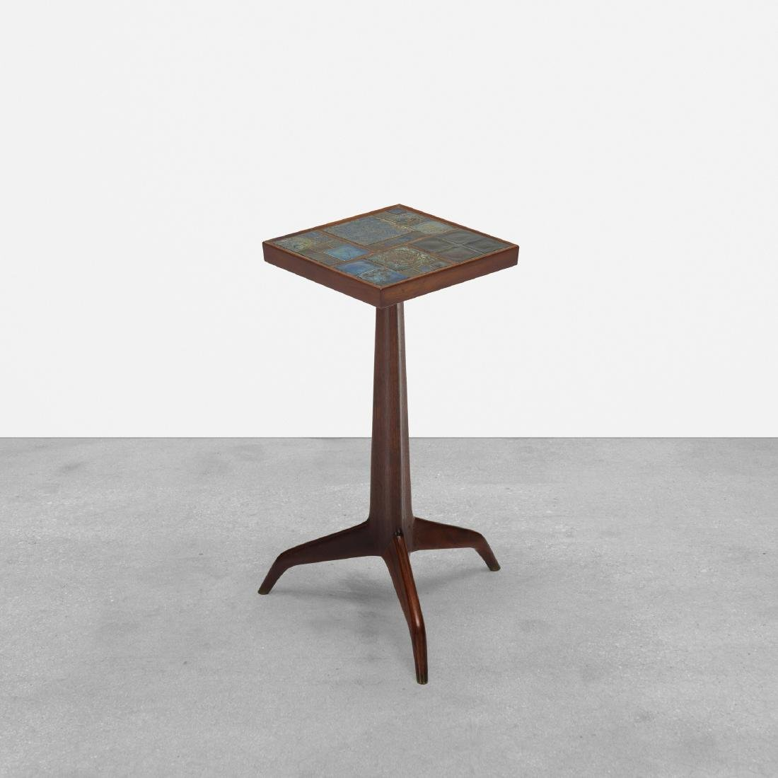 Edward Wormley, Janus occasional table, model 6047