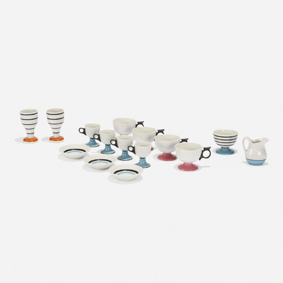 Girard, tableware from La Fonda del Sol