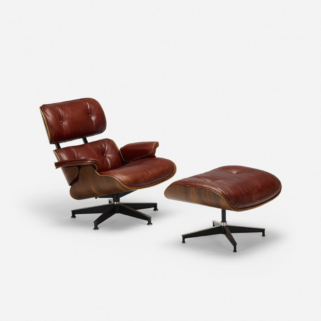 Charles and Ray Eames, Special-order 670 and 671