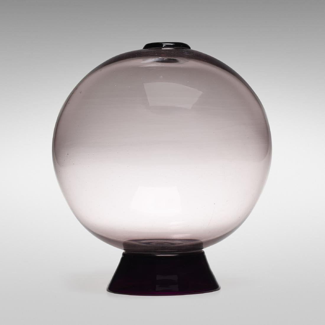 Carlo Scarpa, Transparenti vase, model 5673