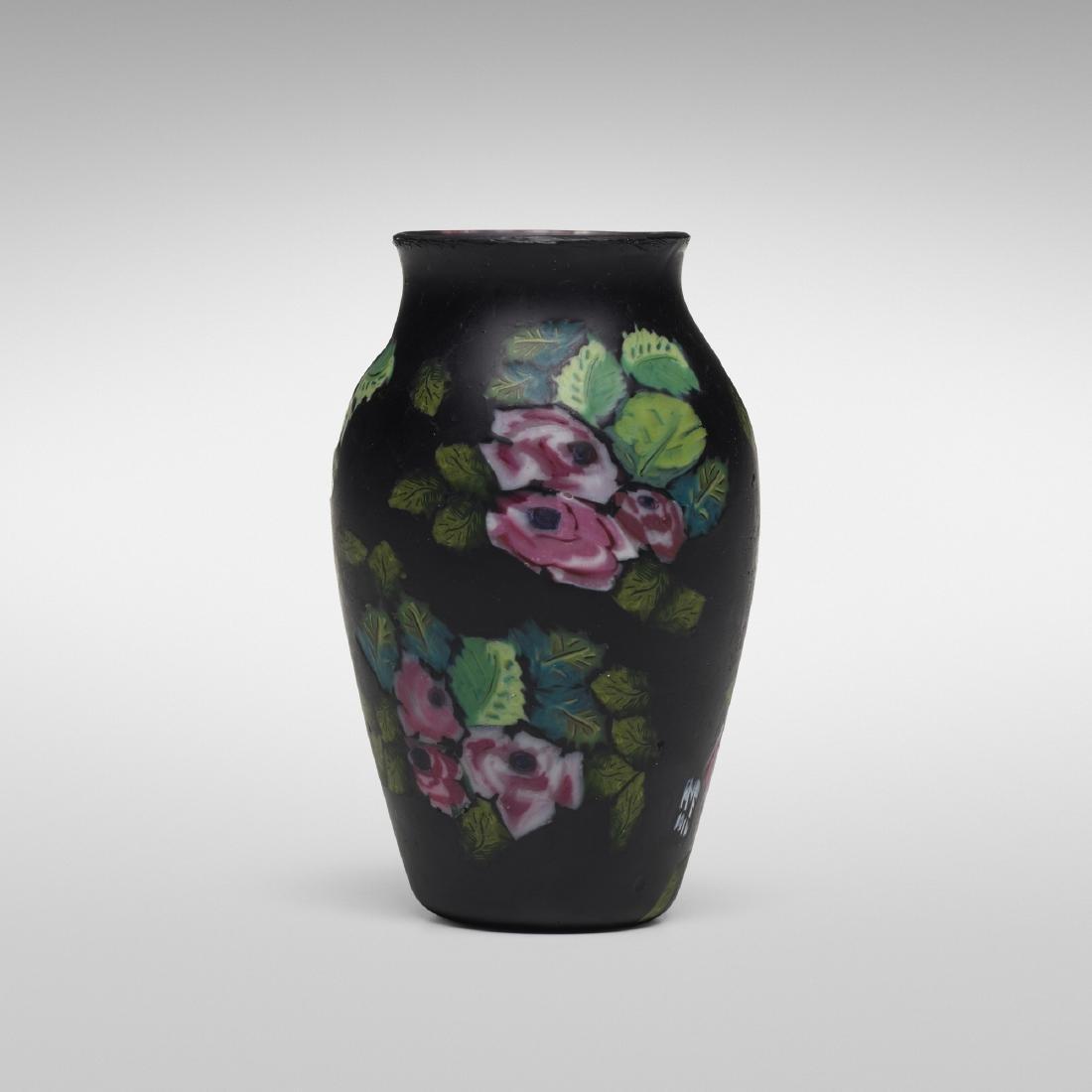 Giuseppe Barovier, A Murrine Floreali vase