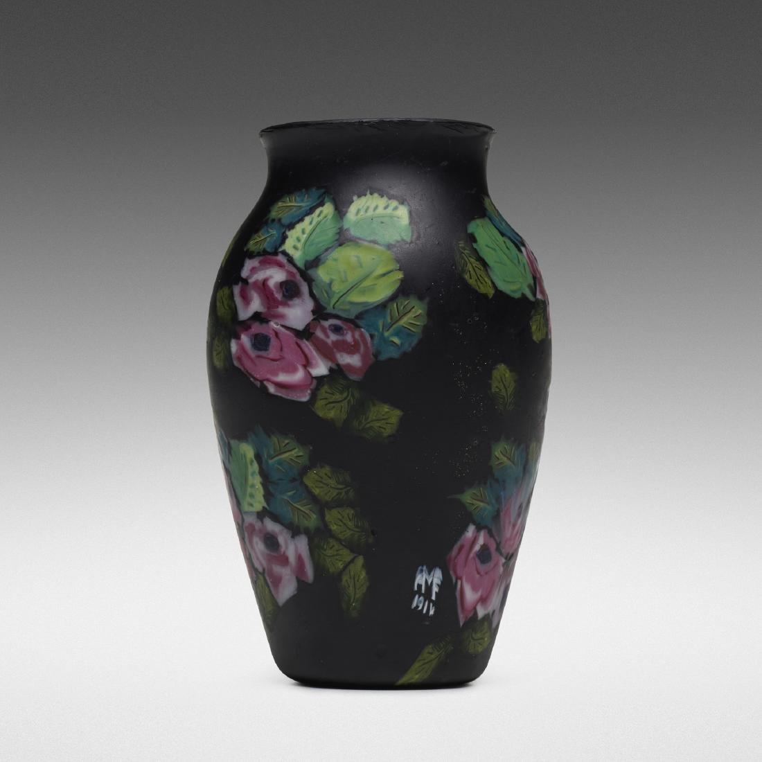 Giuseppe Barovier, A Murrine Floreali vase - 2