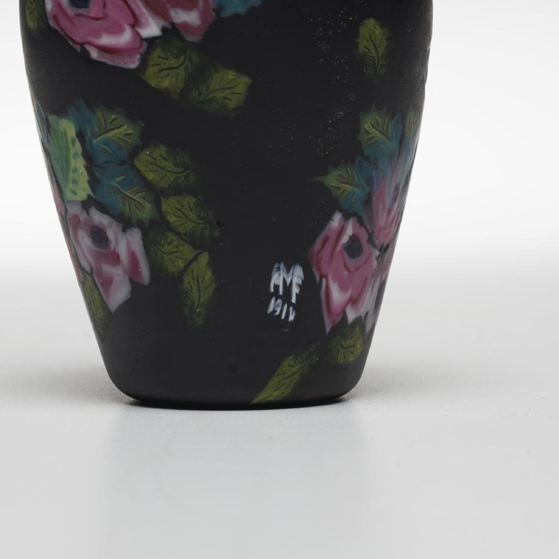 Giuseppe Barovier, A Murrine Floreali vase - 3