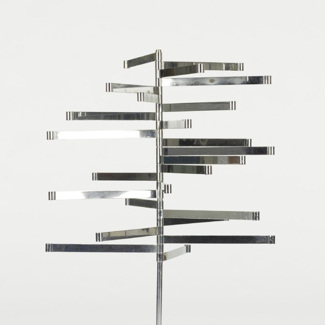 Hugh Acton, prototype magazine rack - 2