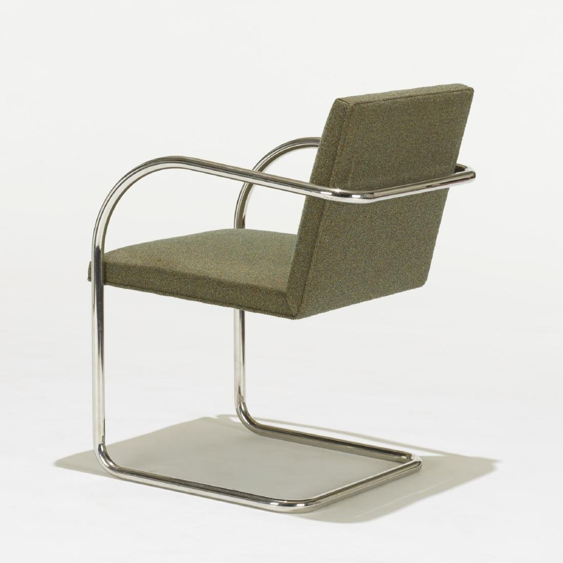 Ludwig Mies van der Rohe, Brno chairs, pair - 3