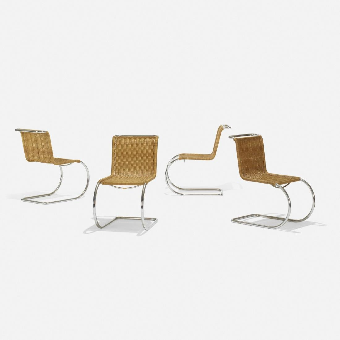 Ludwig Mies van der Rohe, MR20 and MR10 chairs - 2