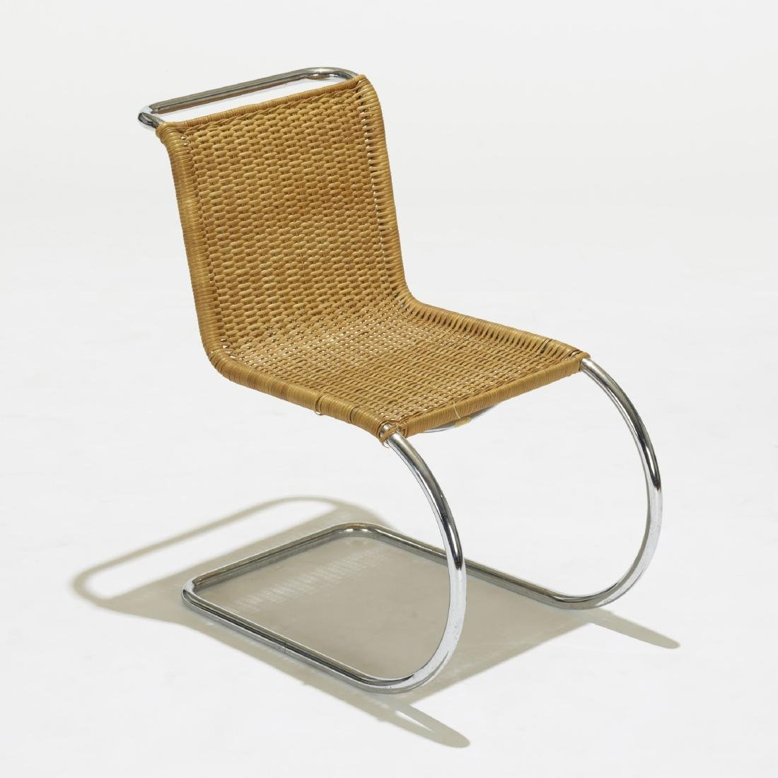 Ludwig Mies van der Rohe, MR20 and MR10 chairs - 4