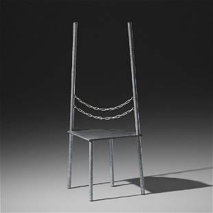 Rei Kawakubo, Rare chair