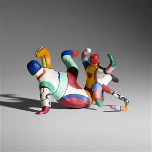 Niki de Saint Phalle, Monkeys (La Menagerie series)