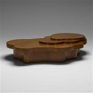 T.H. Robsjohn-Gibbings, Mesa coffee table, model 1760
