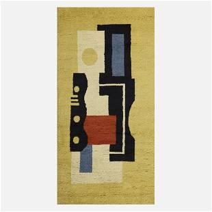 After Fernand Leger, Jaune No. 9