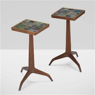 Edward Wormley, Janus occasional tables model 5633