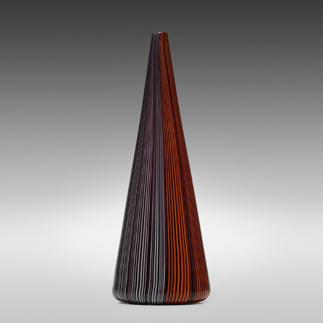 James Carpenter, Tessuto vase
