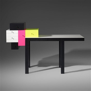 5ab3ed1a82 placeholder Ettore Sottsass, Omaggio 4 desk ...
