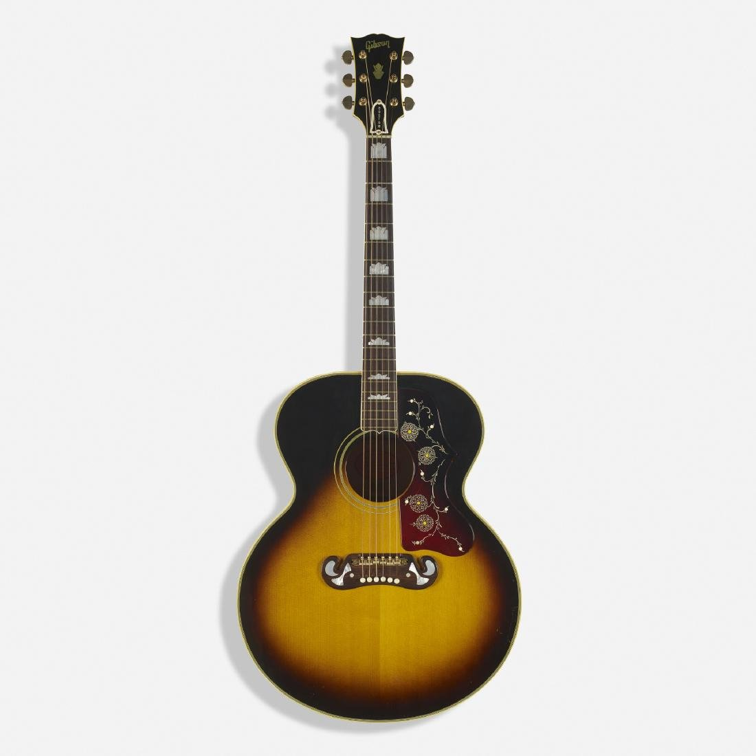 Gibson, 1968 J-200 acoustic guitar