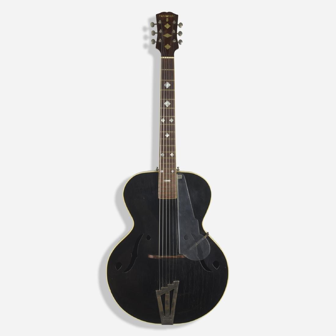 Paramount, B Series Archtop guitar