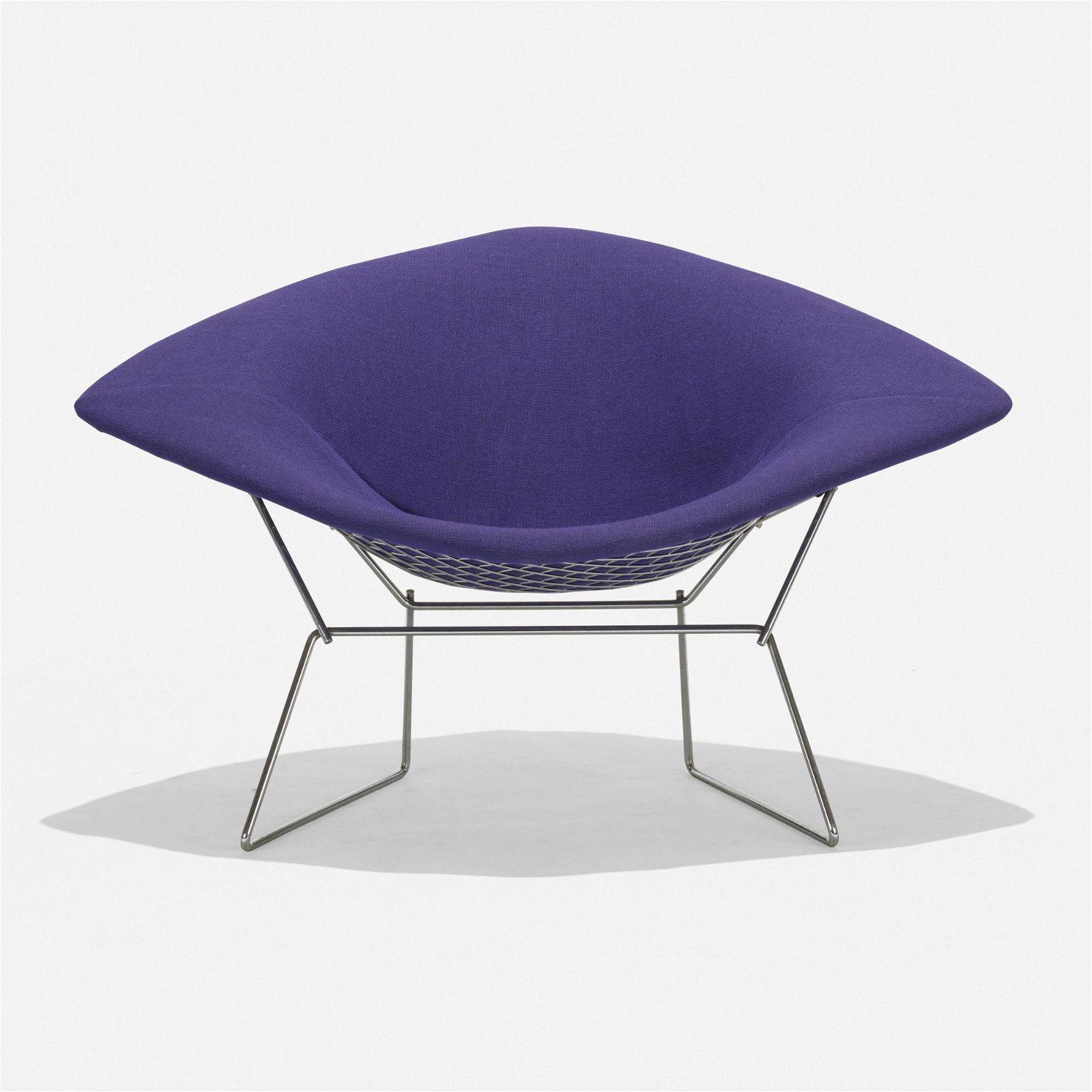 Harry Bertoia, Wide Diamond chair