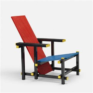 Mario Minale, Red Blue LEGO chair