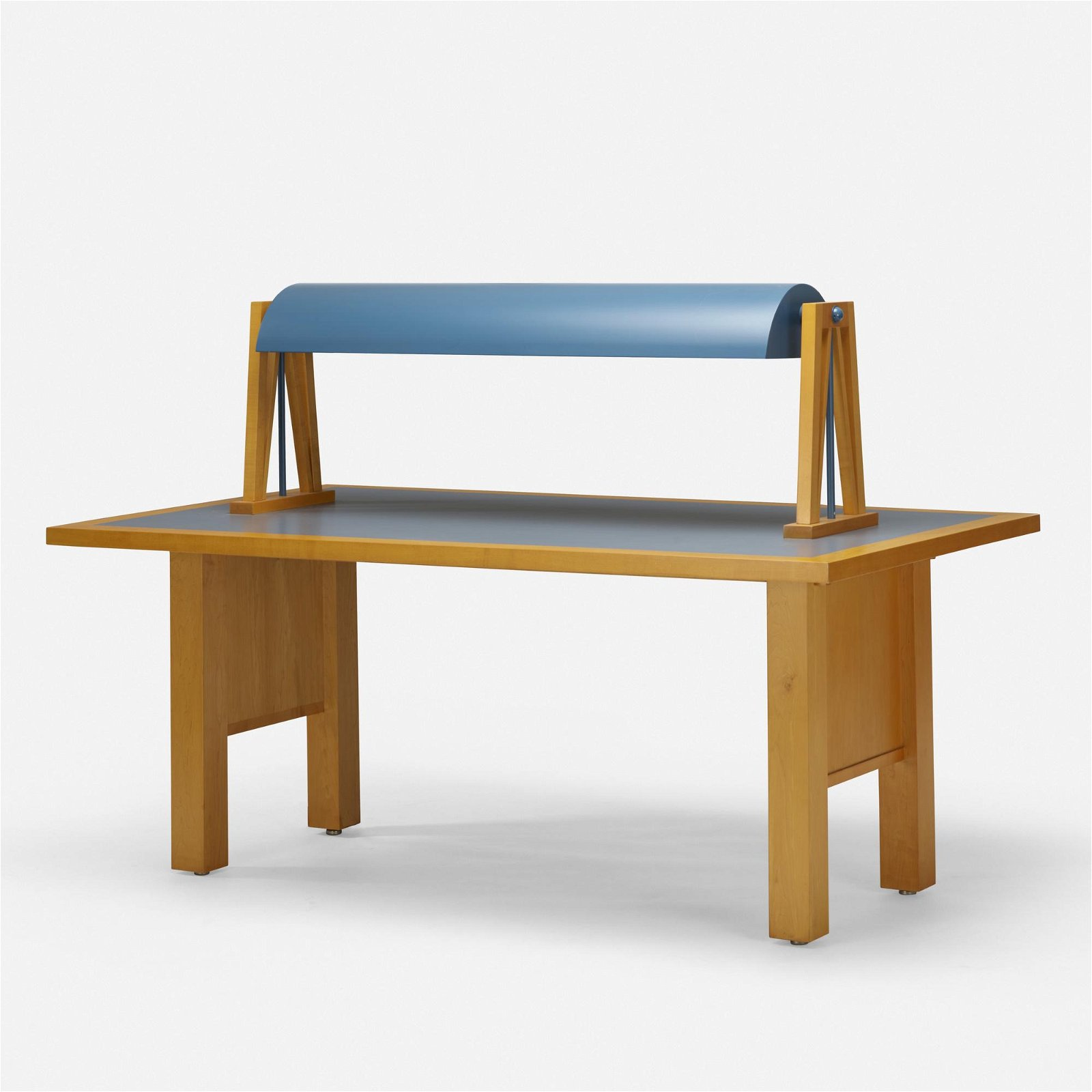 Michael Graves, illuminated library table