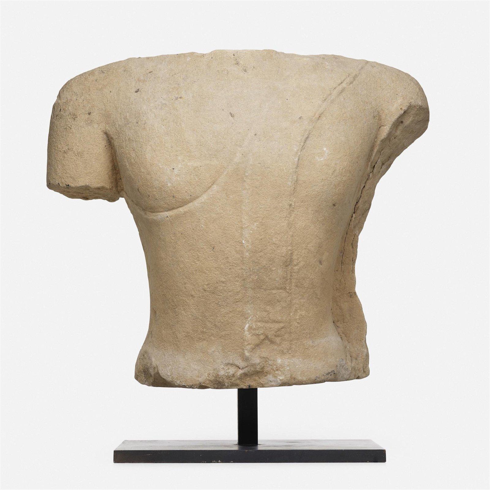 Thai, torso fragment