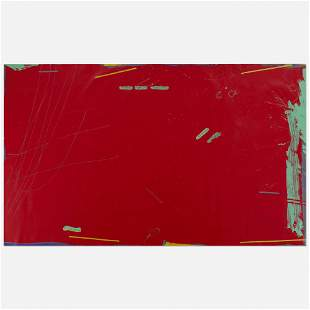 Oliver Lee Jackson, Untitled