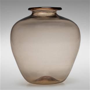 Vittorio Zecchin, Soffiato vase, model 5229