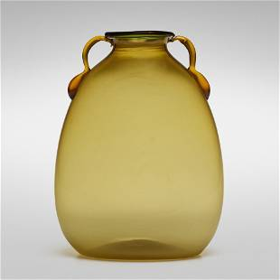Vittorio Zecchin, Soffiato vase, model 5086